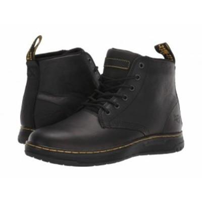 Dr. Martens Work ドクターマーチン メンズ 男性用 シューズ 靴 ブーツ ワークブーツ Amwell SR Black/Black/Black/Black【送料無料】