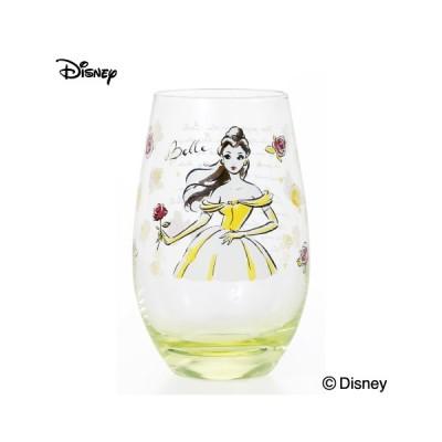美女と野獣 ベル コップ グッズ ( プリンセス カラータンブラー ) Disney お姫様 ディズニー キャラクター タンブラー コップ グラス 食器 石塚硝子