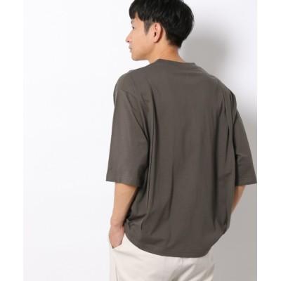 LAKOLE / 20コーマバックタックTシャツ / LAKOLE MEN トップス > Tシャツ/カットソー
