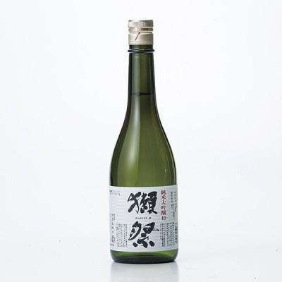 お酒 獺祭 純米大吟醸45(720) ギフト 御祝い 内祝い プレゼント お酒 日本酒