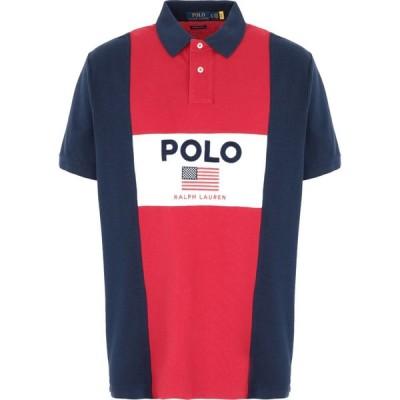 ラルフ ローレン POLO RALPH LAUREN メンズ ポロシャツ トップス polo shirt Red