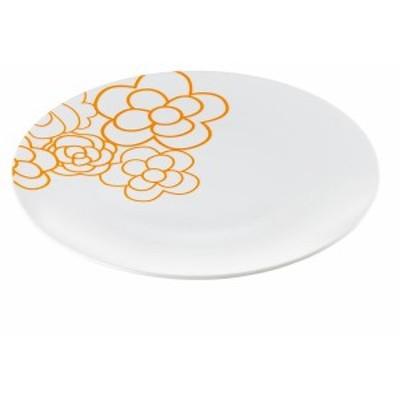 グッチーニ ラウンドディッシュ スープ 2007.0145 オレンジ    [7-2260-0602 6-2144-0602  ]