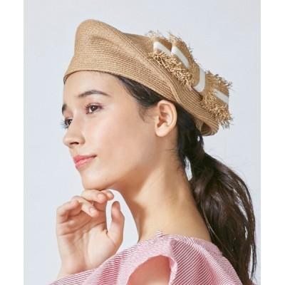 OVERRIDE / 【Athena New York】Jamie Beret / 【アシーナニューヨーク】ジェイミー ベレー WOMEN 帽子 > ハンチング/ベレー帽
