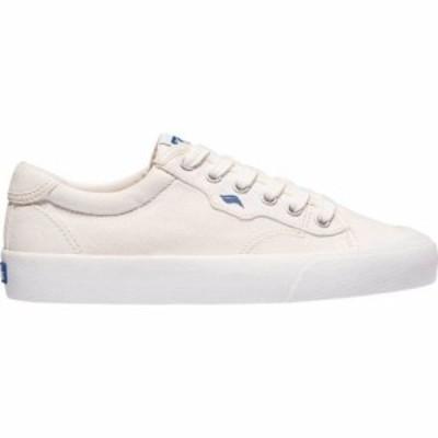 ケッズ Keds レディース スニーカー シューズ・靴 Crew Kick 75 Organic Cotton Sneaker White Organic Cotton