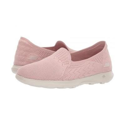 SKECHERS Performance スケッチャーズ レディース 女性用 シューズ 靴 スニーカー 運動靴 Go Walk Lite - Ruby - Light Pink