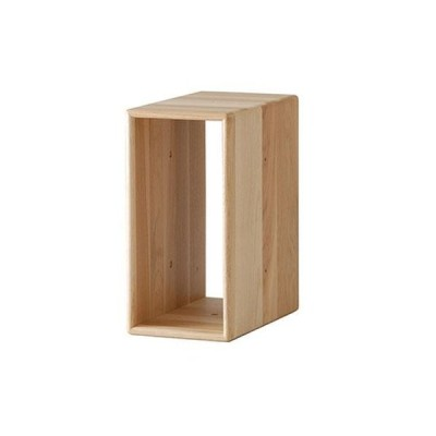 収納ボックス 正方形1/2  KIBAKO