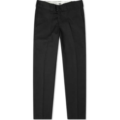 ディッキーズ Dickies メンズ スキニー・スリム ストレートパンツ ワークパンツ ボトムス・パンツ 873 slim straight work pant Black