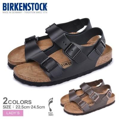 ビルケンシュトック サンダル ミラノ 細幅 MILANO レディースブランド 人気 靴 BIRKENSTOCK