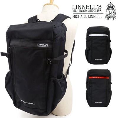マイケルリンネル MICHAEL LINNELL ユージュアル バックパック 28L Usual Backpack ML-034 SS21 メンズ・レディース リュック デイパック ポリエステル