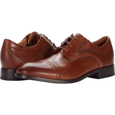 ロックポート Rockport メンズ 革靴・ビジネスシューズ シューズ・靴 Total Motion Office Cap Toe British Tan