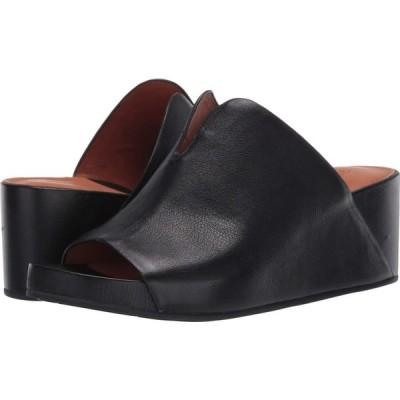 ケネス コール Gentle Souls by Kenneth Cole レディース サンダル・ミュール シューズ・靴 Gisele 65 Mule Black Leather