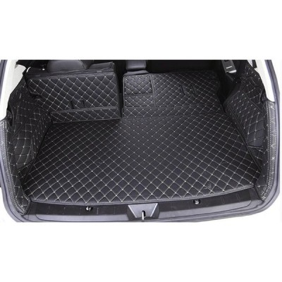スバル 新型 XV 専用トランク マット 防水 トレー トランクトレイ 黒 全面保護 激安価