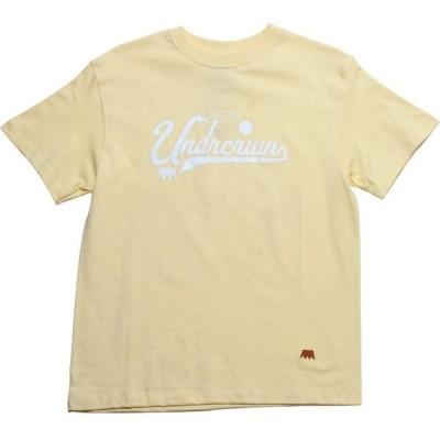 アンダークラウン UNDRCRWN メンズ Tシャツ トップス Under Crown Hardwood Tee Under Crown Hardwood Tee