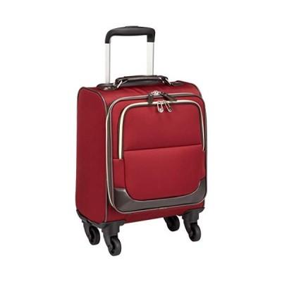 エース トーキョー スーツケース グリッテリーII レインカバー付 機内持ち込み可 17L 2.2kg レッド