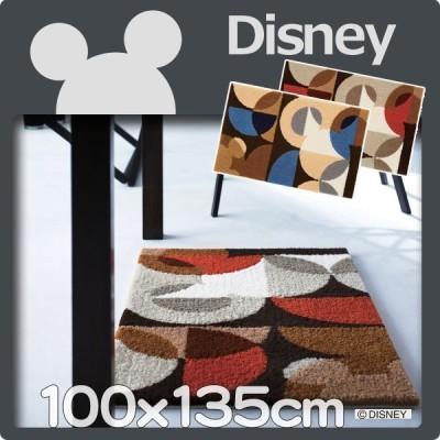 ディズニー ミッキー ラグマット 50x80cm DMM−4041 日本製