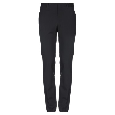 ヌメロ ヴェントゥーノ N°21 パンツ ブラック 46 バージンウール 100% パンツ