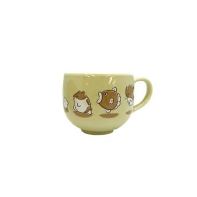 星のカービィ マグカップ 陶器製 コップ エンスカイ プププ・フレンズ グッズ ギフト食器 新生活準備