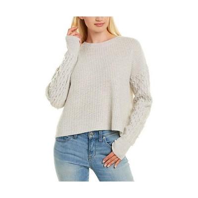 レディース ファッション  Autumn Cashmere Pearl Beaded Cashmere Sweater