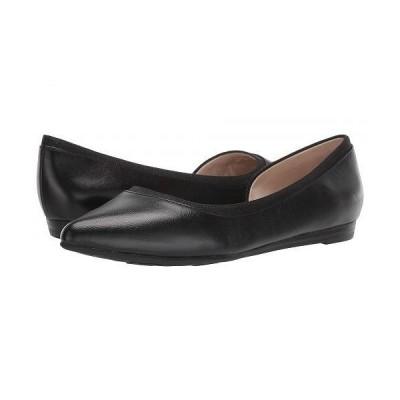 LifeStride ライフストライド レディース 女性用 シューズ 靴 フラット Quincy - Black