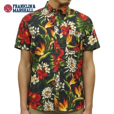 フランクリンマーシャル シャツ メンズ FRANKLIN&MARSHALL 半袖 S/S SHIRTS SHMAL395