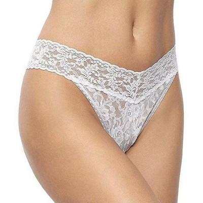 ハンキーパンキー レディース パンツ アンダーウェア Signature Lace Original Rise Thong