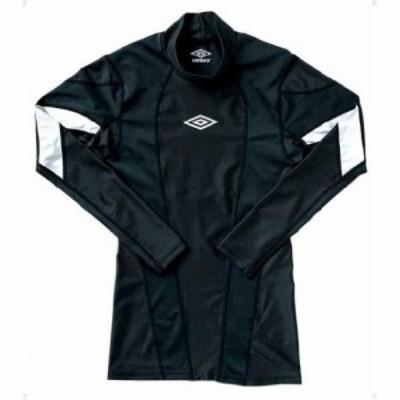 UMBRO(アンブロ) パワーインナーシャツL / S ブラック BLK L