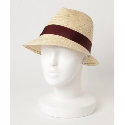 HUMAN WOMAN / ストローハット WOMEN 帽子 > ハット