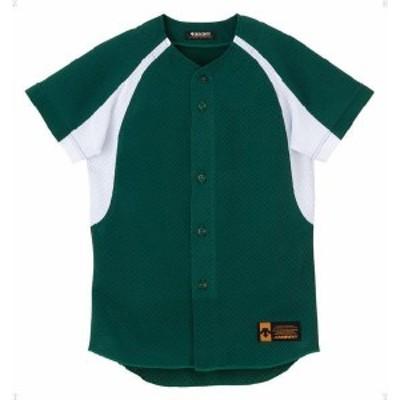 DESCENTE (デサント) ジュニア ユニフォーム コンビネーションシャツ JDB48M DGRN 1611 キッズ ジュニア 子供