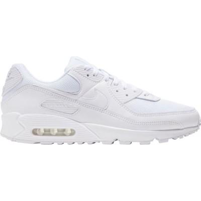 ナイキ Nike メンズ シューズ・靴 エアマックス 90 Air Max 90 Shoes White/White