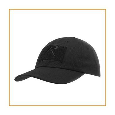 US Military Tactical演算子Adjustable Cap Withループパッチ カラー: ブラック_並行輸入品