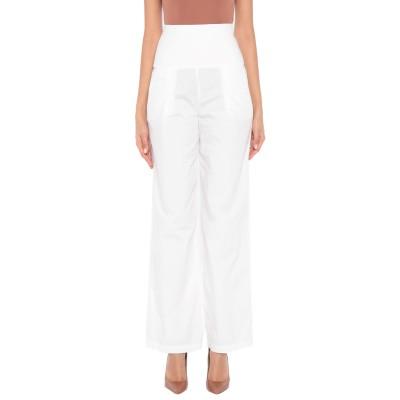 マニラ グレース MANILA GRACE パンツ ホワイト 38 コットン 100% / ポリウレタン パンツ