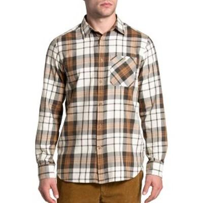 ノースフェイス メンズ シャツ トップス The North Face Men's Hayden Pass 2.0 Long Sleeve Shirt VintagWhtHrtgMdmThrClrPld