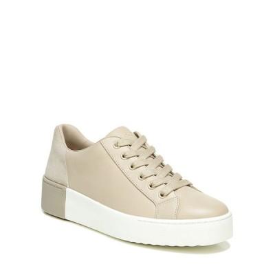 ヴィンス レディース スニーカー シューズ Bensley Mixed Leather Low-Top Sneakers