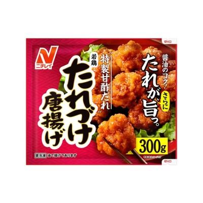 ニチレイ 若鶏たれづけ唐揚げ 300g×12個 【冷凍食品】