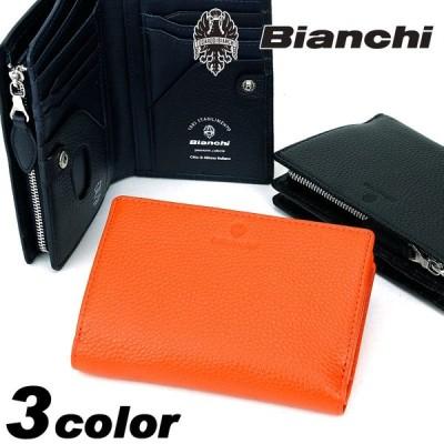 Bianchi(ビアンキ) DEFI(ディフィー) 二つ折り財布 ミドルウォレット 小銭入れあり 財布 さいふ サイフ 小物 牛革 レザー BIC1005 メンズ 送料無料