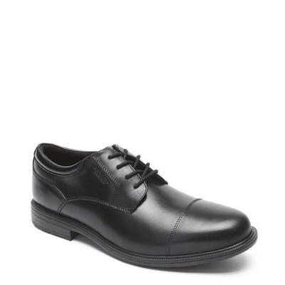 ロックポート メンズ ドレスシューズ シューズ Men's Essential Details II Waterproof Cap Toe Shoes