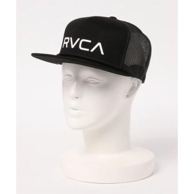 帽子 キャップ 【 RVCA / ルーカ 】FOAMY TRUCKER CAP (キャップ 帽子)