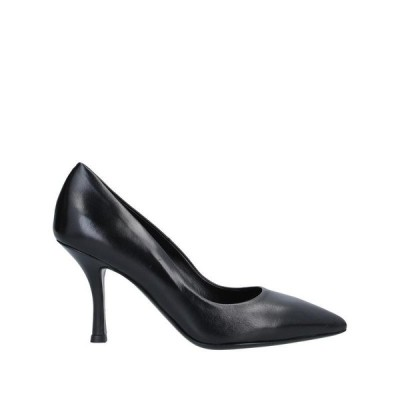 TIFFI レディース パンプス シューズ 靴 ブラック