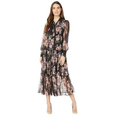 バルドー Bardot レディース ワンピース ワンピース・ドレス Floral Dress Navy Floral