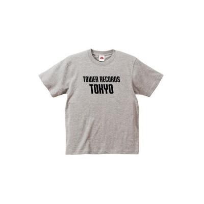 タワレコ TOKYO T-shirt グレー Sサイズ Apparel