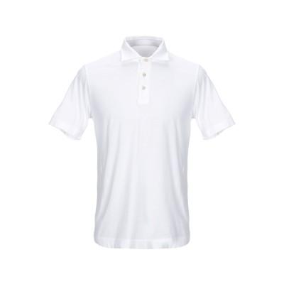チルコロ 1901 CIRCOLO 1901 ポロシャツ ホワイト XL コットン 100% ポロシャツ