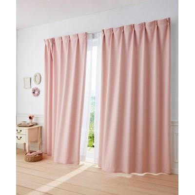 削除/廃盤【送料無料!】パステル遮光カーテン ドレープカーテン(遮光あり・なし) Curtains, blackout curtains, thermal curtains, Drape(ニッセン、nissen)