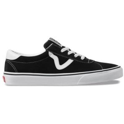 バンズ レディース スニーカー シューズ Vans Sport Shoes - Women's (Suede) Black