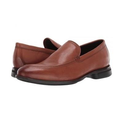 Cole Haan コールハーン メンズ 男性用 シューズ 靴 オックスフォード 紳士靴 通勤靴 Holland Grand Venetian - British Tan