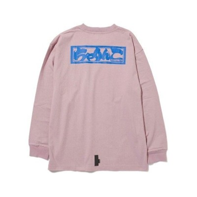 tシャツ Tシャツ CHARI&CO NAGA CHARI N CO L/S TEE Tシャツ ロンT