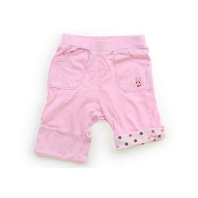 ホットビスケッツ HotBiscuits ハーフパンツ 90サイズ 女の子 子供服 ベビー服 キッズ