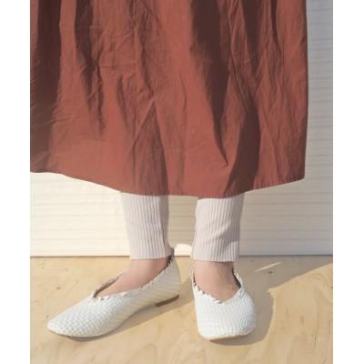 【エスメラルダ】 メッシュソフトカッター レディース ホワイト 22.5cm Esmeralda