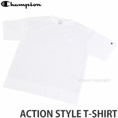 チャンピオン ACTION STYLE T-SHIRT カラー:ホワイト
