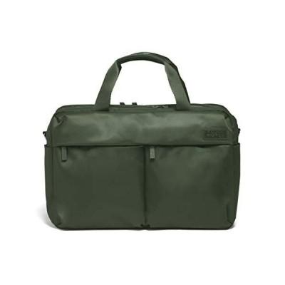 Lipault - City Plume 24H Bag - Top Handle Shoulder Overnight Travel Weekender Duffel Luggage for Women - Khaki 並行輸入品
