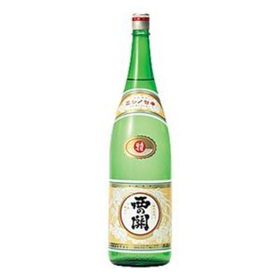 日本酒 萱島酒造 西の関 特撰 ( 特別本醸造 ) 1800ml